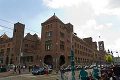 Beurs van Berlage building