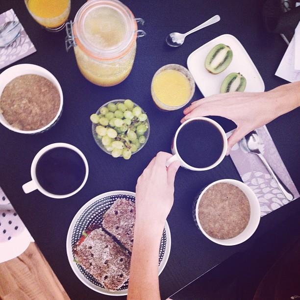 #goodmorning ai että rakastan rauhallisia aamuja