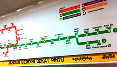 SIngapole Metro