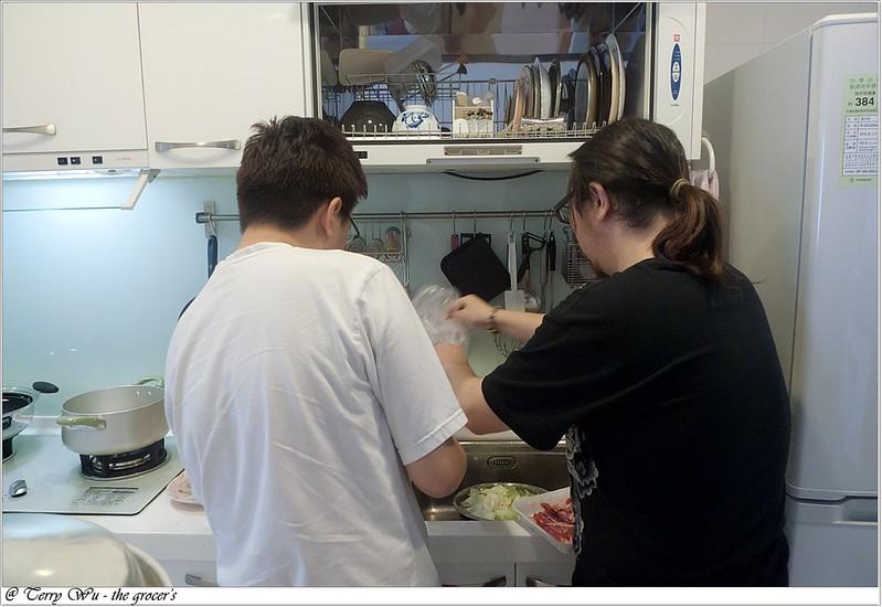 2012-09-08 愛與八卦的煮飯趴