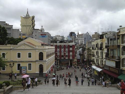 香港&マカオ旅行