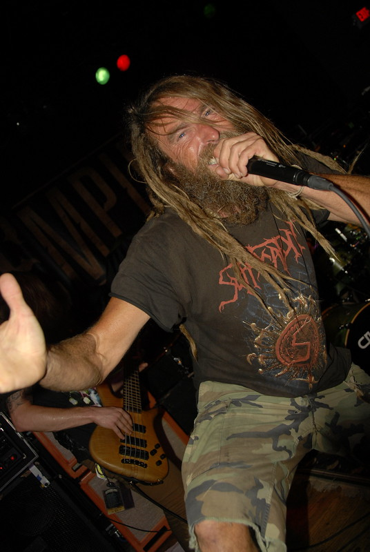 Bill Robinson of Decrepit Birth