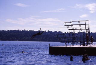 Day 232/365 - Take the plunge