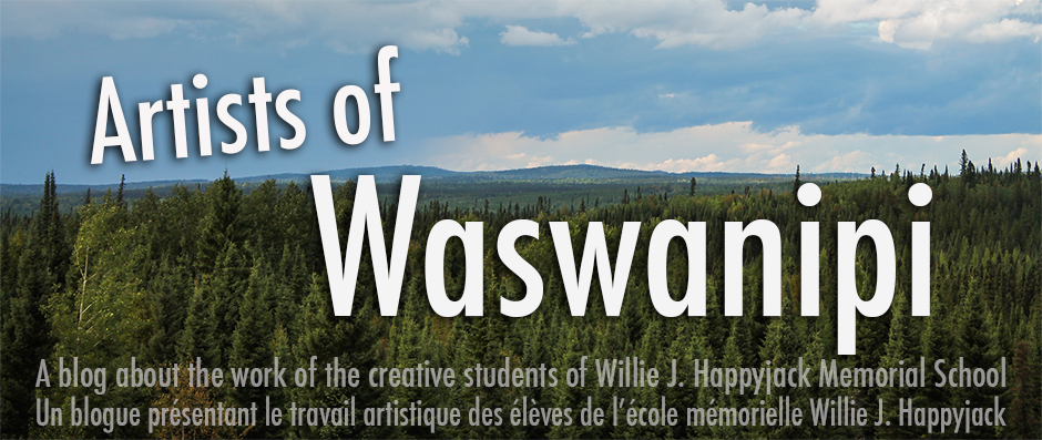 Artists of Waswanipi