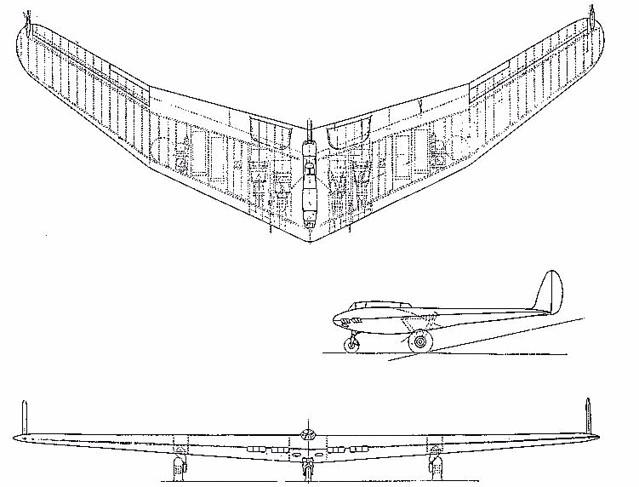 Armstrong Whitworth A.W.50 concept 3V