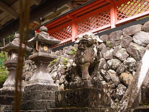 桜木神社と象の小川@吉野町-08