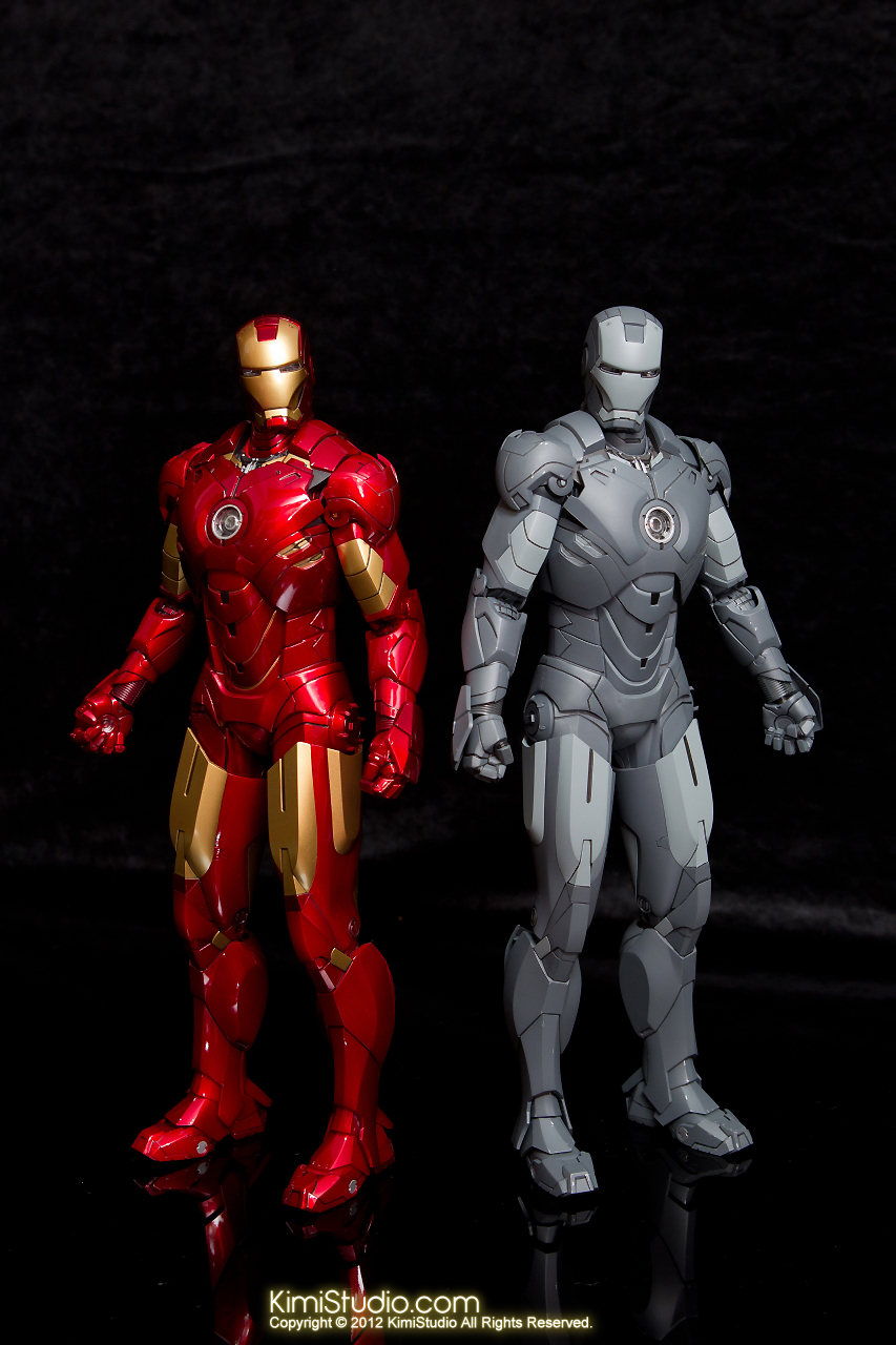 2012.09.13 MMS171 Hot Toys Iron Man Mark IV 異色版-038