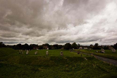 Avebury - Henge of Avebury - 09-10-12