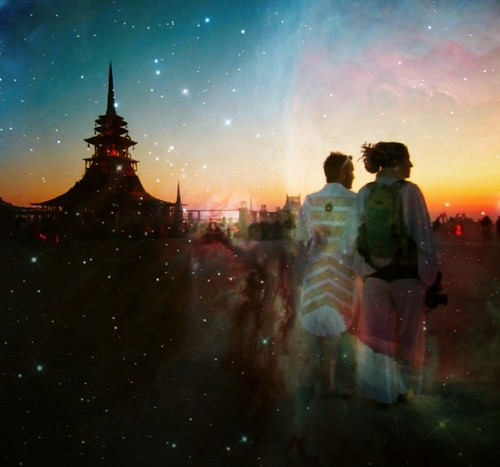 Burning Man 2012: Cosmic Love! by Sanctuary-Studio