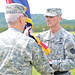 28th Infantry Division Change of Command, Change of Responsiblity