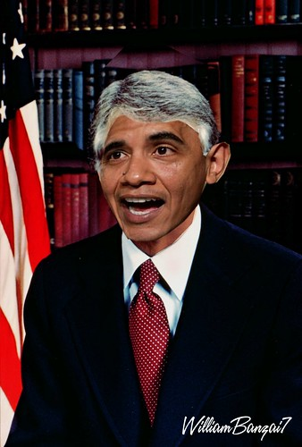 BARACK CARTER by Colonel Flick