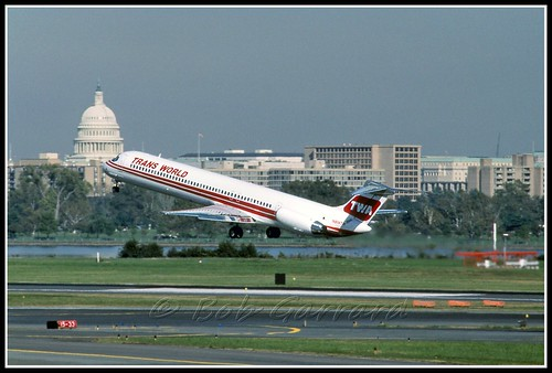 N914TW Trans World Airlines TWA