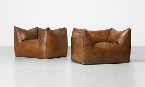 Mario Bellini, Le Bambole Chairs, 1972, Lot 232