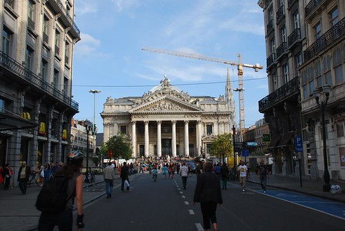 Autoloze Zondag Brussel