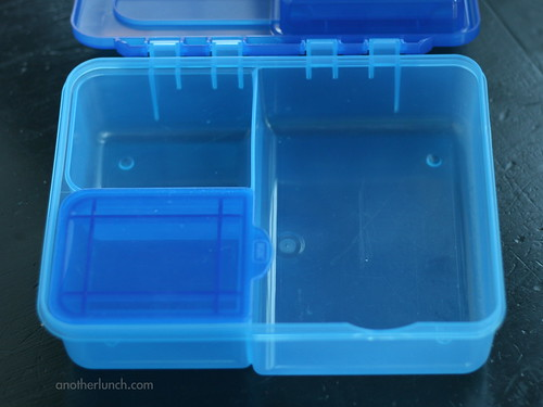 Gerber box open with lid