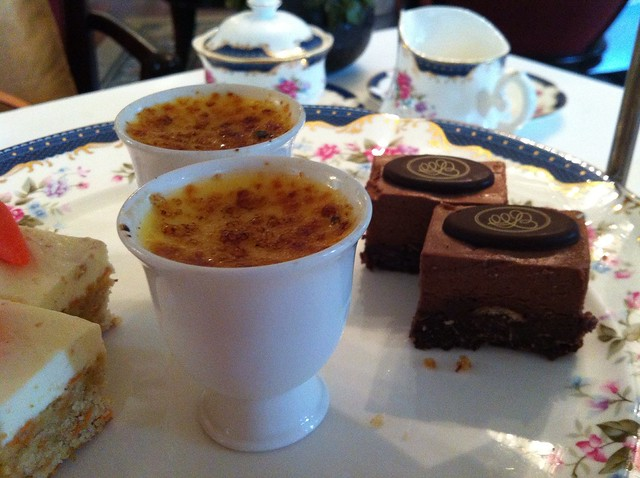 Seri Carcosa afternoon tea