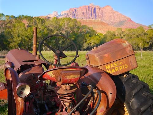 Grafton Tractor