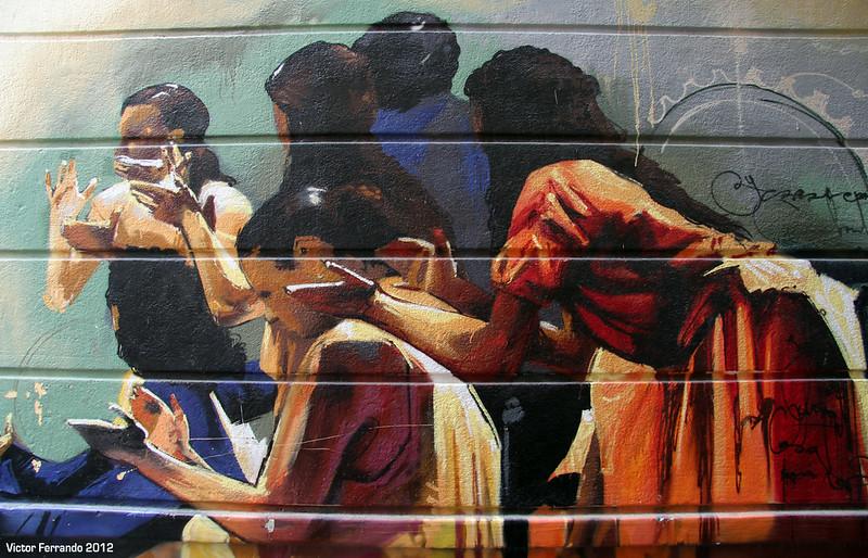 Arte urbano en Granada urbano en Granada