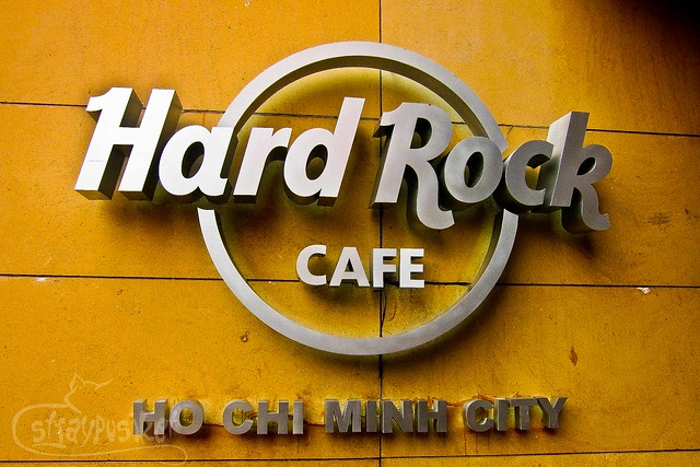 Hard Rock Cafe Ho Chi Minh