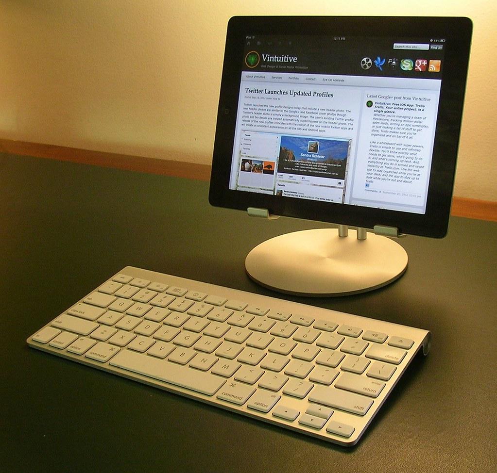 iPad Desktop™