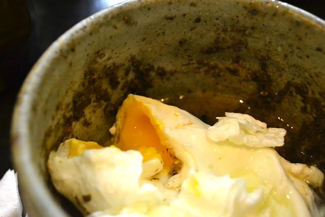 Eggs Cocotte, 40 Hands