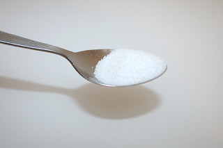 05 - Zutat Salz / Ingredient salt