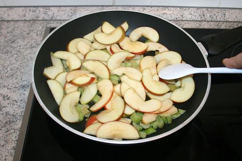 20 - Äpfelscheiben mit braten / Roast apple slices
