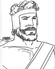 Hercules by George Perez