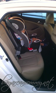 Kia Optima Hybrid Review on Bay Area Mommy