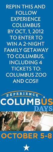 Experience Columbus Days! Oct. 5-8, 2012