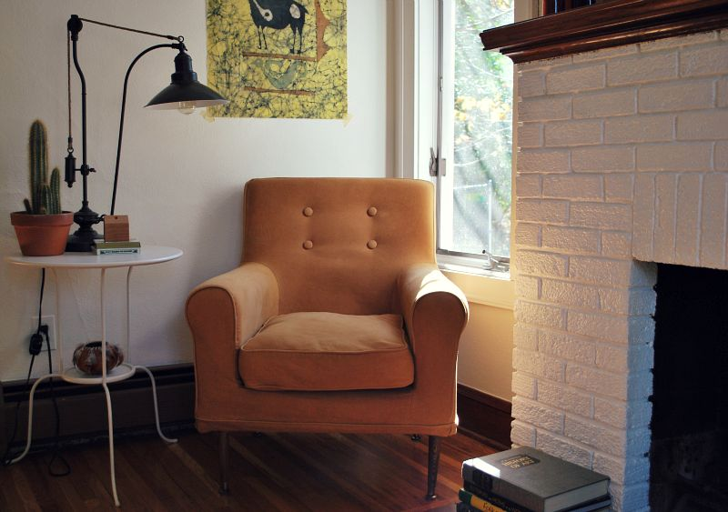 Mid Century Modern Ikea Chair Hack No.1