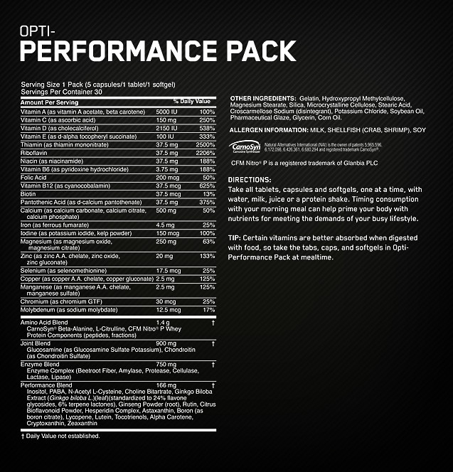 performance-pack-facts