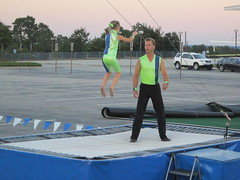 jumping, sports, trampoline, trampolining, physical exercise,