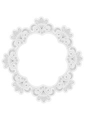 scroll doily september RPLA