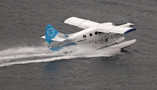Harbour Air De Havilland Canada DHC-3T Vazar Turbine Otter C-GHAS