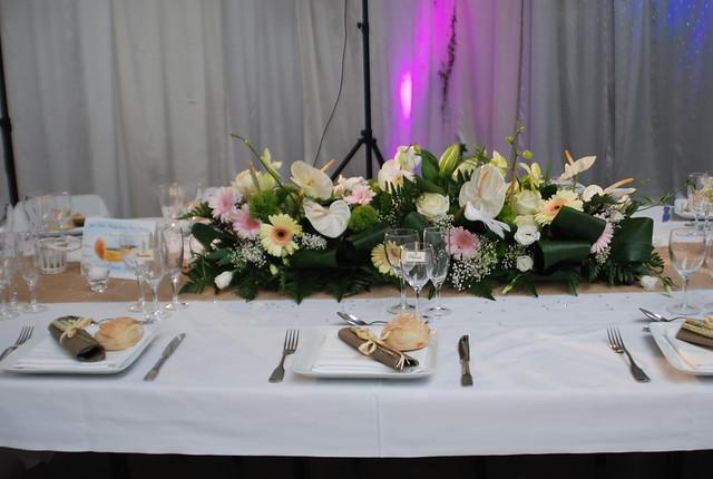 8028055380 1623840cfa for Decoration florale centre de table