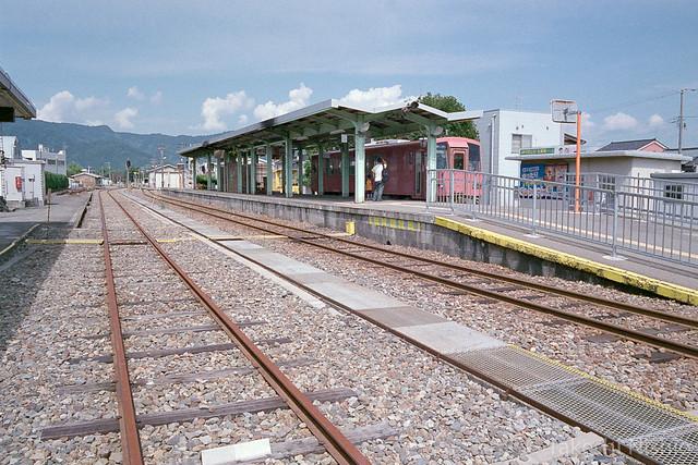 越前大野駅 / Echizen-Ono Station