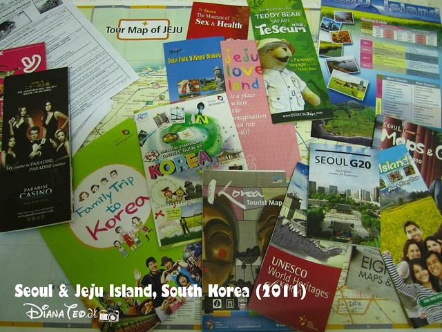 8 Days of Seoul & Jeju Island, South Korea (2011) 01