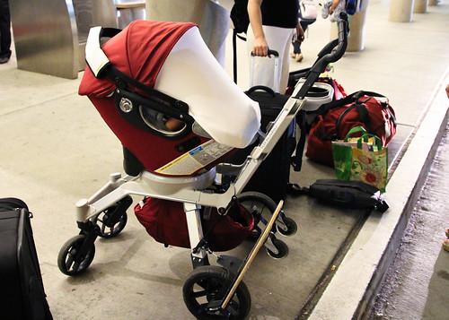 Orbit Baby G Car Seat Upholstery