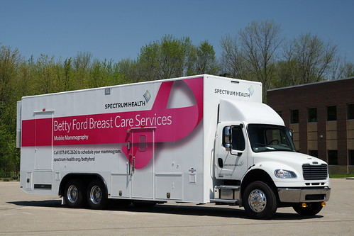 Betty Ford Breast Care Service Locations