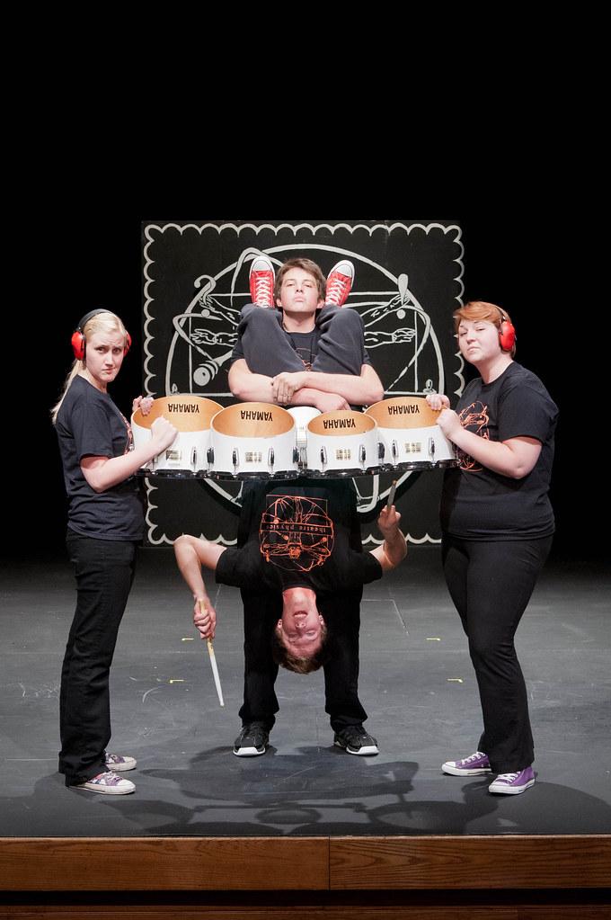 Theatre Physics 2012