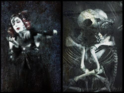Goddesses Entanglement