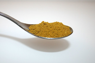 13 - Zutat Currypulver / Ingredient curry powder