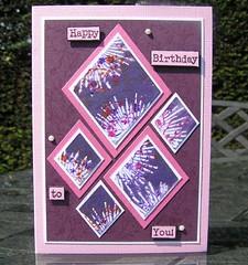 120929 Marina birthday  Purple
