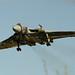 Vulcan XH-558 flypast
