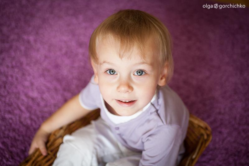 Братик. Фотосессия новорожденной Наташи