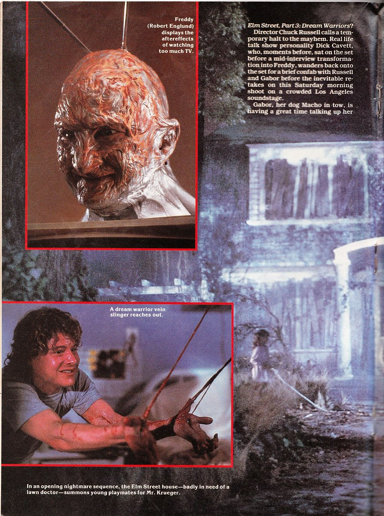 Fangoria 62 Nightmare 3 2