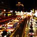 Light with traffic jam