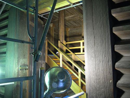 正倉院正倉整備工事現場公開(第2回)-17