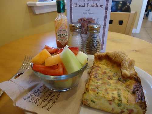 Mmmmm breakfast at Liberty's Kitchen. Photo by Melanie Merz.